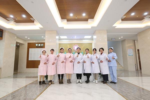 南昌首大医院优质的服务