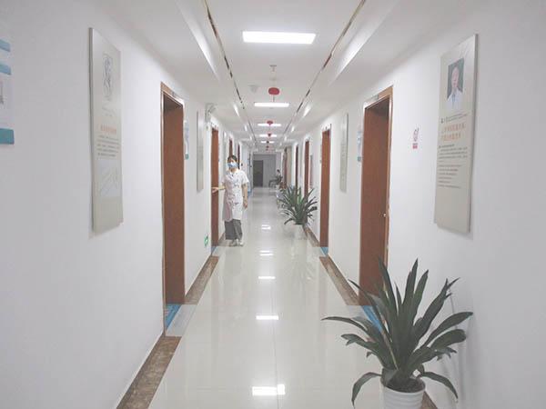 南昌首大医院科室