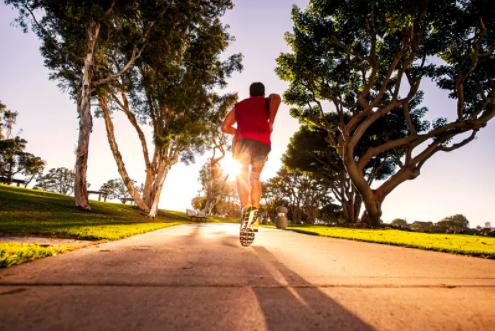 前列腺肥大自我疗法四慢跑