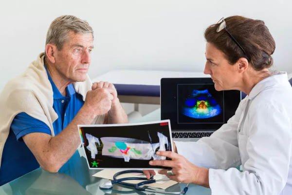 前列腺增大伴钙化什么意思