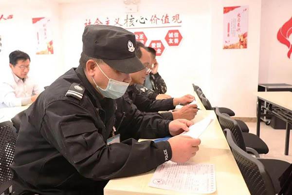 南昌首大医院消防培训学习