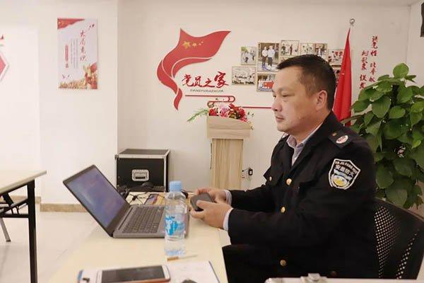 南昌首大医院举行冬季消防培训