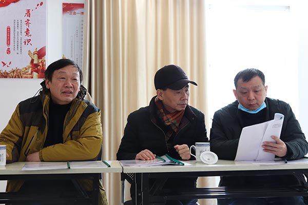 南昌首大医院欢迎市泌尿外科专业委员会领导莅临检查与指导工作