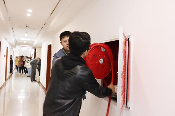 南昌首大医院开展冬季消防知识培训